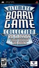 Ultimate Board Game Collection Sony PSP NEW factory sealed Playstation Portable
