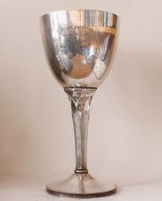 Antique Very Large Art Nouveau/Jugendstil Solid Silver Pokal by Hugo Bohm d.1913