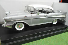 CHEVROLET CHEVY BEL AIR Happy Days gris  1/18 AMERICAN MUSCLE ERTL 36685 voiture