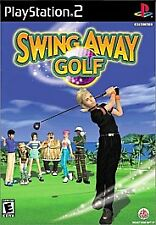 Swing Away Golf PlayStation 2 Free Shipping PS2