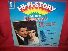 JOE SULLIVAN Orchestra 12 OST Drama themes LP 1981 ITALY MINT-