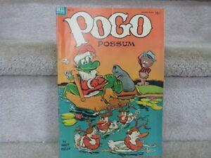 VINTAGE 1953 POGO Possum #11 Walt Kelly Comic Book January-March 15c Santa Boat