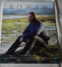 Rowan Dalesmen  Knitting Book 14 Patterns 9781907544125