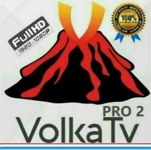 Volka pro 2 & Volka X ⭐Offciel code 12 Mois⭐Stable⭐Haut Qualité Envoi 5 Sec