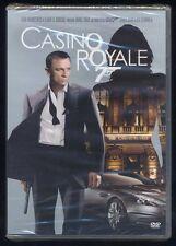 007 CASINO ROYALE nuovo sigillato - DVD 244