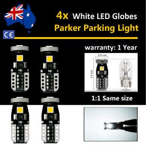 For Holden Commodore VT VX VY VZ 2001-2005 4x Parking Parker Light Globes Bulbs