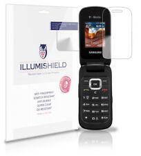 iLLumiShield Screen Protector w Anti-Bubble 3x for Samsung Denim / SGH-T159