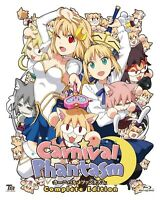 Carnival Phantasm Complete Edition 2 Blu-ray Japan TYPE MOON Fate Prototype USED