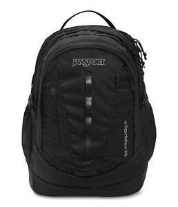 JanSport Odyssey backpack   JS00T14G008   Black