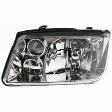 New Headlight (Driver Side) for Volkswagen Jetta 1999 to 2002