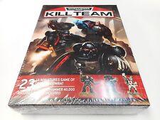 Warhammer 40k 40000 Space Marines Tau Kill Team Boxed Set OOP