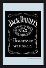 Jack Daniel's Spiegel Black Label Vintage