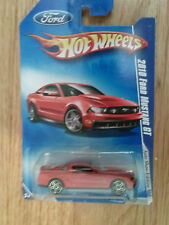 "2010 FORD MUSTANG HOT WHEELS AUTO SHOW EDITION ""09**FREE SHIPPING**"