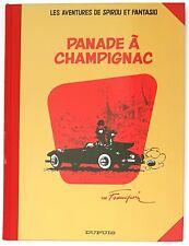 SPIROU & FANTASIO PANADE A CHAMPIGNAC FRANQUIN DUPUIS POUR ED. ATLAS DOS TOILE