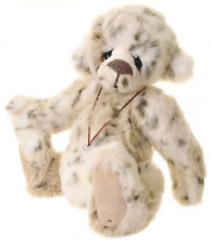 "Domino Kaycee Bears 18"" #15 of 30 Cashmere Pads, Retired but New, Beautiful"