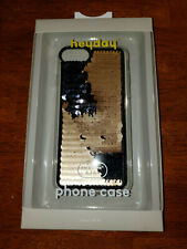 heyday  Apple iPhone 8/7/6s Sequin Case - Black/Gold Mermaid