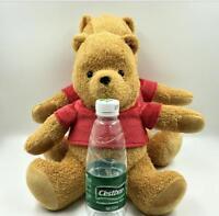 "NEW Japan Disney Christopher Robin Plush Doll Winnie The Pooh 12"""
