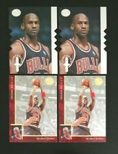 1995/96 SP Championship Michael Jordan Lot x 4