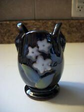 Vintage Floral Vase Toothpick Holder Made in Occupied Japan