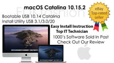 Mac OS X 10.14 Mojave For Unsupported iMac/Macbook Pro/Air USB Drive
