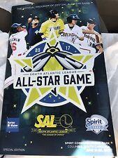 2017 South Atlantic League All Star Program