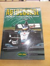 AUTOCOURSE 1999-2000: THE WORLD'S LEADING GRAND PRIX ANNUAL F1 Alan Henry