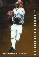 1995 Select Certified Football Certified Future Insert Singles - You Choose