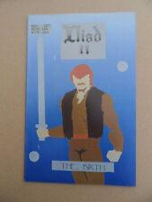 Iliad II  1 . Micmac Comics . 1986 . FN +