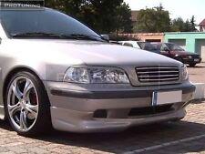 Volvo S40 V40 1996-2000 Front Bumper spoiler lip chin addon SPLITTER valance R
