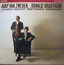 JAAP VAN ZWEDEN - RONALD BRAUTIGAM - LP