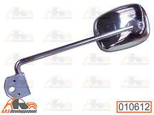 RETROVISEUR GAUCHE NEUF chromé pour Citroen ACADIANE AK 250 350 400  -010612-