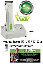 Oster SUPER DUTY VOLT Lithium BATTERY Rechargeable CORDLESS CLIPPER SET&Blade