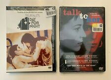 Foreign Language Film Truffaut's Day For Night Talk to Her Movie DVD New Sealed