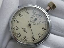 Watches, Parts & Accessories Germany John Hartmann Berlin Air Arms Stopwatch Watch Ww2 A Great Variety Of Goods
