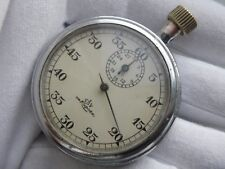 Germany John Hartmann Berlin Air Arms Stopwatch Watch Ww2 A Great Variety Of Goods Original Period Items