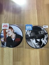 David Bowie - TVC15 And Sound And Vision 7inch Pictures Discs See Description