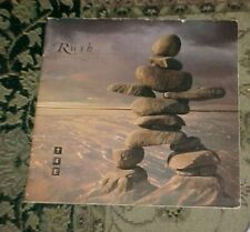 "Rush ""Rest For Echo"" 1996 Concert Tour Book"