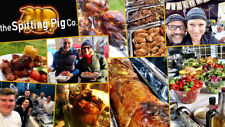 Hog Roast Machine Catering Business For Sale In Hampshire