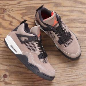 Nike Air Jordan Retro 4 Taupe Haze 2021 Oil Grey DB0732-200 Men & GS 4y-12