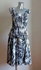 ⭕️ SALE 80%  SPORTMAX by MAX MARA Cotton Dress,size 4 USA_ 6 GB_ 34 D_ 38 I_ 36F