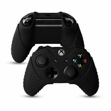 Xbox One Anti-slip Silicone Case Controller Cover Gaming Skins Black