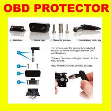 Triotek OBD protector, una tapa de metal sólido para proteger su Ferrari, Porsche, BMW
