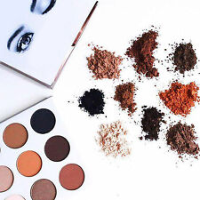 9 Colors Lady Eye Shadow Makeup Cosmetic Shimmer Matte Eyeshadow Palette Set