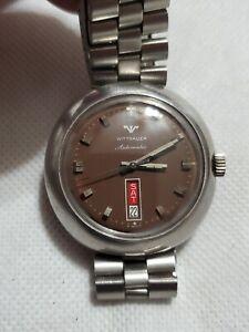 Vintage Wittnauer Automatic Wrist Watch
