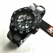 Men's Luminox Navy SEAL Trident Diver's Camoflage Strap Watch 3507.PH