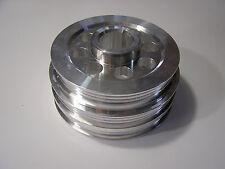 UD Underdrive Crank  Pulley fits Nissan 1991-1998 200SX 240SX 2.4L KA24DE
