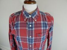 abercrombie and fitch button front dress shirt