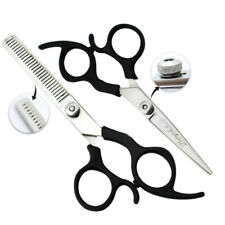 Professional Barber Hair Cutting Thinning Scissors Shears Hairdressing Set 6''