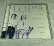 Sweet Dreams: The Encore Collection by Air Supply (CD, Sep-2001