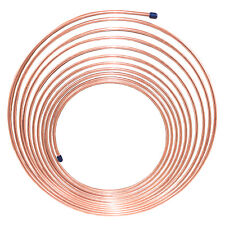 NiCopp Nickel/Copper Line Brake, Fuel, Transmission Tubing Coil, 3/16 x 25'